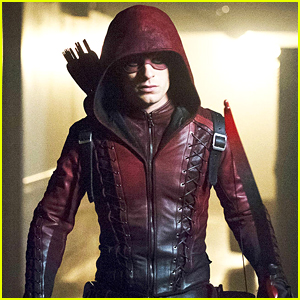 Colton Haynes Returns as Arsenal For 'Arrow' Season 6