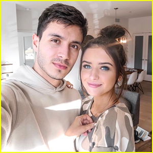 Jess & Gabriel Conte Share Sweet Messages To Each Other For 1 Year Anniversary
