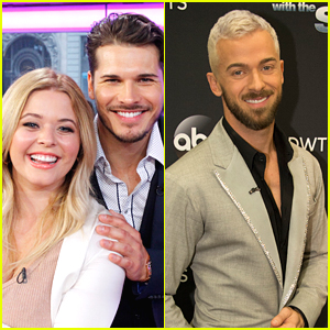 DWTS Pros Gleb Savchenko & Artem Chigvintsev Team Up For Dance Camp Workshop in 2018