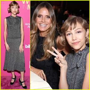 Grace VanderWaal Accepts Rising Star Award from Billboard! (Video)