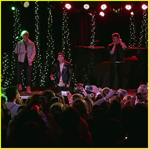In Real Life Drop Surprise 'Feel Like Christmas' Live Video On Christmas Day