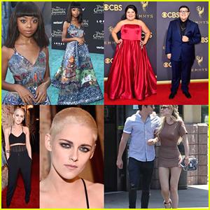Skai Jackson, Maia Mitchell & Kristen Stewart Topped JJJ's Top Instagrams of 2017!
