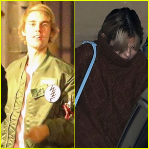 Selena Gomez -amp; Justin Bieber Attend Church Services After Her London Trip!