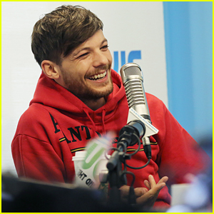 Louis Tomlinson is 110% Focused On His Debut Album Right Now