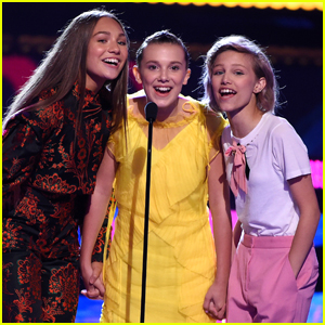Grace VanderWaal Has A Unique Bond with Millie Bobby Brown & Maddie Ziegler