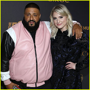 Meghan Trainor Helps Celebrate DJ Khaled's Birthday With The 'Love of Her Life'