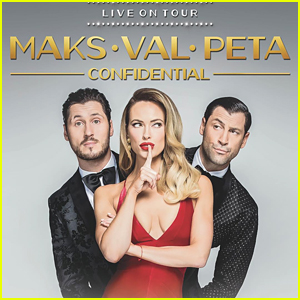 Maks & Val Chmerkovskiy Announce 2018 Tour with Peta Murgatroyd - Get All The Dates Here!
