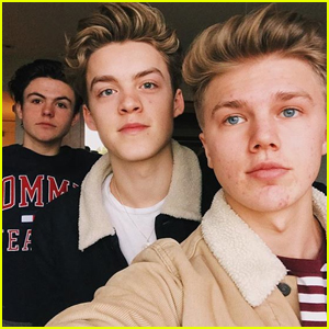 New Hope Club Drop Holiday Song 'Whoever He Is' - Listen Now!