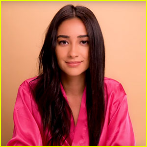 Shay Mitchell Shares Hair Tutorial Video - Get Her Curly and Straight Styles!