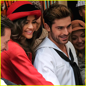 Zendaya Reveals She Didn't Know She Was Cast in 'The Greatest Showman' Until She 'Hung Out' With Zac Efron