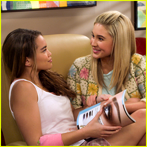 Netflix Gives First Look at Paris Berelc & Isabel May's New Series 'Alexa & Katie'