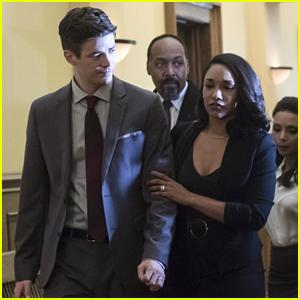 Barry Faces Trial For DeVoe's Murder on 'The Flash' - Sneak Peek!