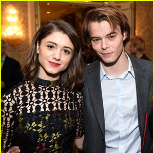Charlie Heaton Pens Sweet Birthday Message for Natalia Dyer - See His Post!