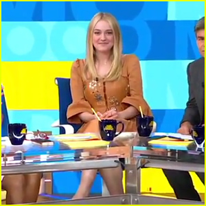 Dakota Fanning Talks About Her Upcoming Show 'The Alienist' on 'GMA' - Watch Now!