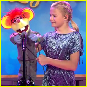 Darci Lynne Farmer & Oscar Perform 'Who's Loving' You' on 'Today' - Watch Now!