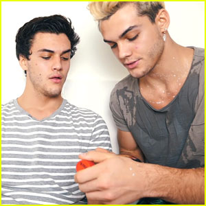 Dolan Twins Celebrate 5 Million Subscribers By Doing Random Things 5 Times