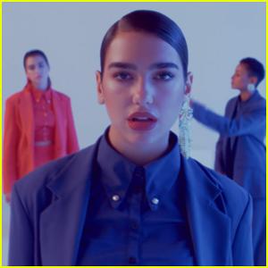 Dua Lipa Drops 'IDGAF' Music Video - Watch Here!