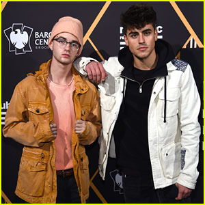 Jack & Jack Team Up for Republic Records' Pre-Grammys Party