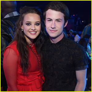 Katherine Langford on Working With Dylan Minnette: 'I Hope I Get To Work With Him Again For A Very Long Time'