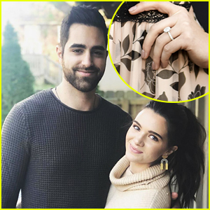 The Bold Type's Katie Stevens Is Engaged to Longtime Boyfriend Paul DiGiovanni!