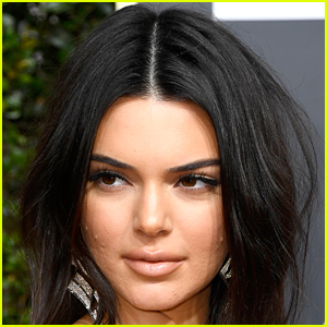 Kendall Jenner on Having Acne at Golden Globes: 'Never Let That Sh-t Stop You'