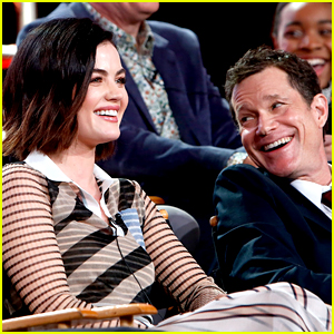 Lucy Hale Brings 'Life Sentence' To Winter TCA Tour