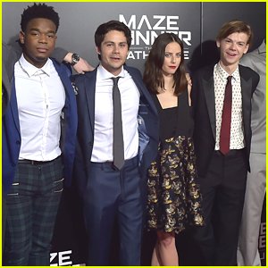The 'Maze Runner' Cast Reveal If They Stalk Social Media For Fan Reviews of the Film