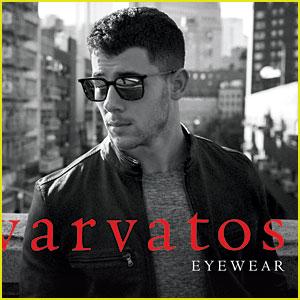 Nick Jonas is the Face of John Varvatos' New Campaign