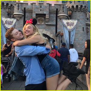 Peyton List & Cameron Monaghan Share Adorable Twitter Exhange on Kiss a Ginger Day