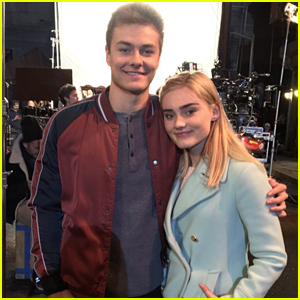 Peyton Meyer Returns to 'American Housewife' as Meg Donnelly's New Boyfriend