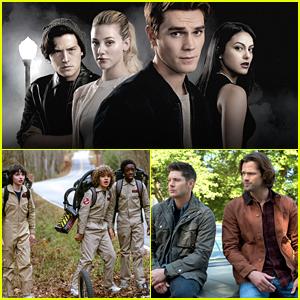 'Riverdale', 'Stranger Things' & 'Supernatural' Headed To Paleyfest LA 2018