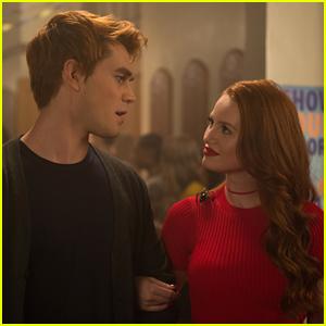 Cheryl Accidentally Tells Archie One of Veronica's Secrets on 'Riverdale's Winter Return (Video)