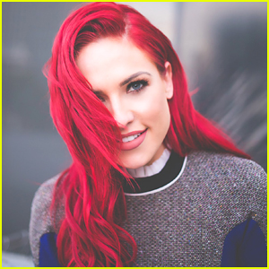 DWTS' Sharna Burgess Reveals How She Refound Her Love For Dancing After An ACL Injury