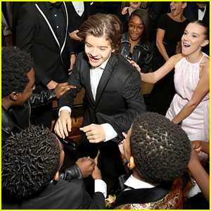 'Stranger Things' & 'black-ish' Kids Start a Dance Party at SAG Awards Party!