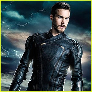 Supergirl's Chris Wood Gets Official 'Suit' For Legion of Superheroes - See It Here!