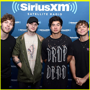 5 Seconds of Summer Announce 'Want You Back' Release Date!