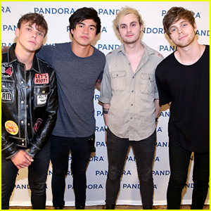 5 Seconds of Summer Photos, News, Videos and Gallery | Just