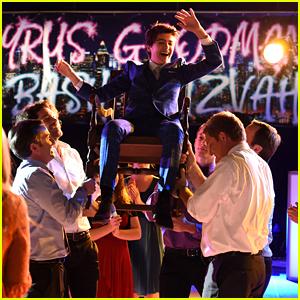 'Andi Mack' Celebrates Cyrus' Bar Mitzvah on Tonight's Episode (Exclusive)