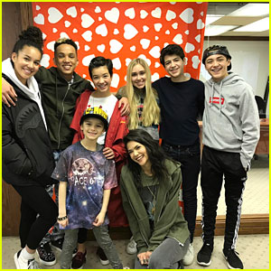 Peyton Elizabeth Lee Thanks Cast For Experience After 'Andi Mack' Wraps Season 2