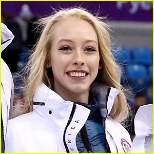 Figure Skater Bradie Tennell Has Super Long Hair & Only Cuts It Once In a While For This Inspiring Reason