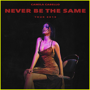 Camila Cabello Announces Solo 'Never Be The Same Tour' - See The Dates Here!