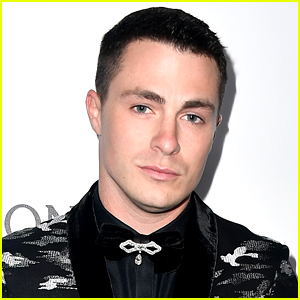 Colton Haynes Is Preparing to Say Goodbye to His Mom