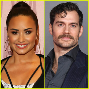 Is Demi Lovato Flirting with 'Superman' Star Henry Cavill? Fans Think So!