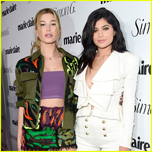Hailey Baldwin Shares Sweet Words About How Kylie Jenner Handled Her Pregnancy News!
