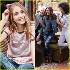 Lauren Orlando Joins LaurDIY & More in MuddStyle's New Spring 2018 Fashion Campaign