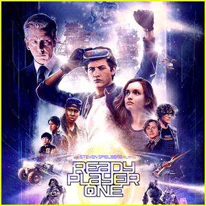 The Epic-Looking Poster for 'Ready Player One' Is Here!