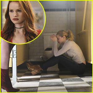 Betty Has A Little Breakdown on 'Riverdale' Tonight - Sneak Peek!