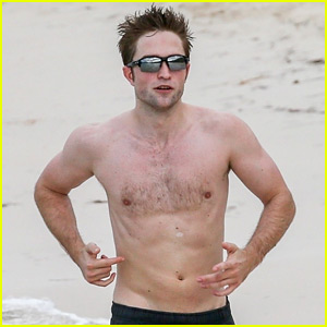 Robert Pattinson Has Never Looked Hotter Than in These Shirtless Pics!