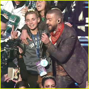'Superbowl Selfie Kid' Ryan McKenna Reacts To Becoming a Viral Sensation after Justin Timberlake Selfie Moment
