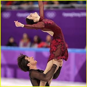 Team Canada's Tessa Virtue & Scott Moir 'Toned Down' Their 'Risque' Free Program For The Olympics